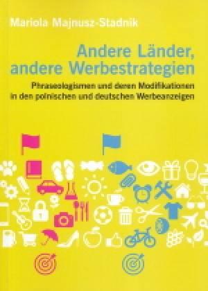 Andere Länder, andere Webestrategien. - okładka książki