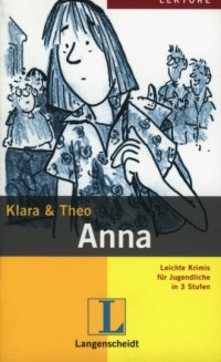 Anna - okładka książki
