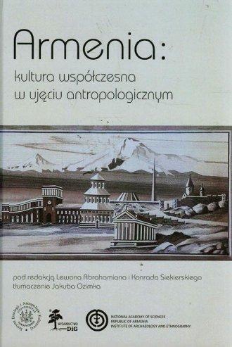 Armenia. Kultura współczesna w - okładka książki