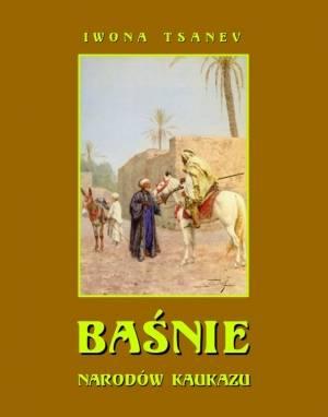 Baśnie narodów Kaukazu - okładka książki