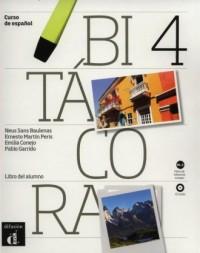 Bitacora 4. Podręcznik (+ CD) - okładka podręcznika