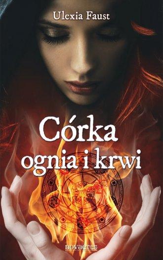 Córka ognia i krwi - okładka książki