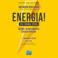 Energia! Żyj pełnią życia - pudełko audiobooku