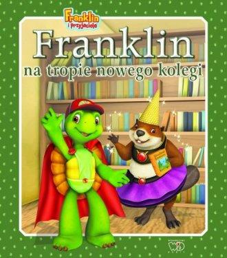 Franklin na tropie nowego kolegi - okładka książki