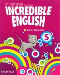 Incredible English. Starter. Class - okładka podręcznika