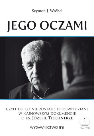Jego oczami (+ DVD) - okładka książki