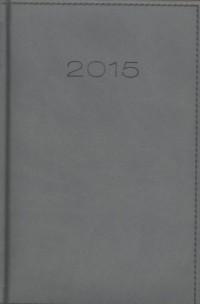 Kalendarz 2015. Virando, szary - okładka książki