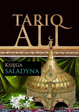 Księga Saladyna - okładka książki