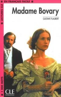 Madame Bovary - okładka książki