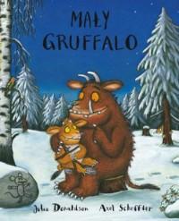 Mały Gruffalo - okładka książki