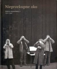 Nieprzekupne oko - okładka książki