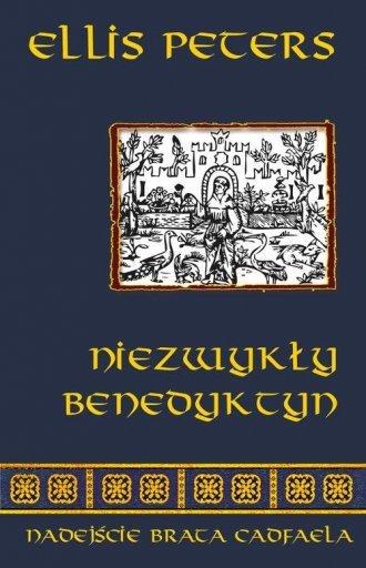 Niezwykły Benedyktyn. Kroniki brata - okładka książki