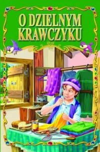 O dzielnym krawczyku - okładka książki