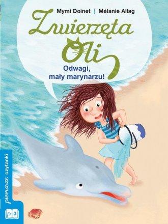 Odwagi, mały marynarzu! - okładka książki