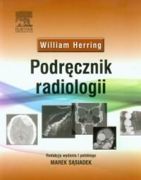 Podręcznik radiologii - okładka książki