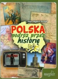Polska. Podróż przez historię - okładka książki