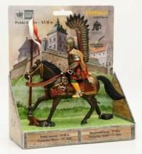 Polski husarz XVII w. - zdjęcie zabawki, gry