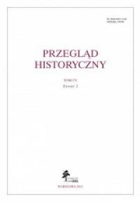 Przegląd Historyczny. Tom CV. Zeszyt 2 / 2014 - okładka książki