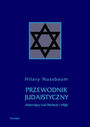 Przewodnik judaistyczny obejmujący - okładka książki