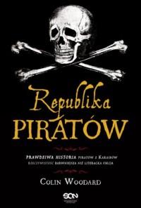 Republika piratów - okładka książki