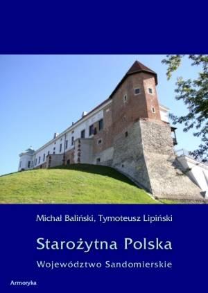 Starożytna Polska. Województwo - okładka książki