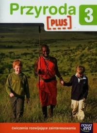 Szkoła na miarę 3. Przyroda Plus. Szkoła podstawowa - okładka podręcznika