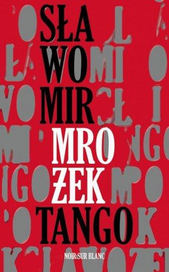 Tango - okładka książki