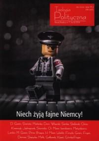 Teologia Polityczna nr 7. Niech żyją fajne Niemcy - okładka książki