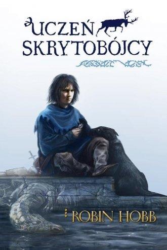 Uczeń skrytobójcy - okładka książki