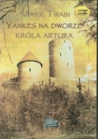 Yankes na dworze króla Artura - pudełko audiobooku