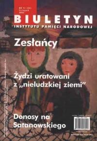 Biuletyn IPN nr 34 (11) / 2003 - okładka książki