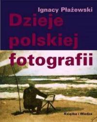 Dzieje polskiej fotografii - okładka książki