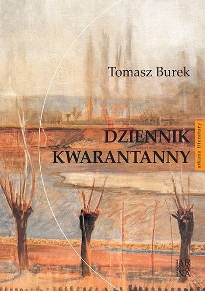 Dziennik kwarantanny - okładka książki