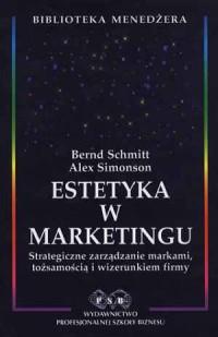 Estetyka w marketingu - okładka książki
