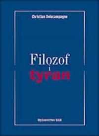 Filozof i tyran - okładka książki