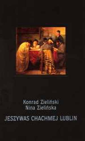 Jeszywas Chachmej Lublin - okładka książki