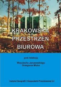 Krakowska przestrzeń biurowa - okładka książki