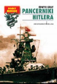 Pancerniki Hitlera - okładka książki