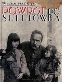 Powrót do Sulejówka - okładka książki