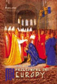Przełomowe dni Europy - okładka książki
