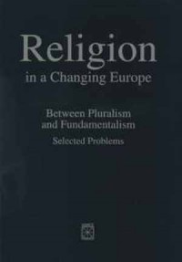 Religion in a Changing Europe. - okładka książki