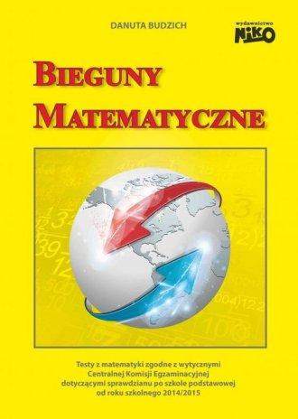 Bieguny matematyczne - okładka podręcznika