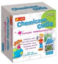 Chemiczne cuda. Domowe minilaboratorium - zdjęcie zabawki, gry