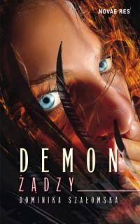 Demon żądzy - okładka książki