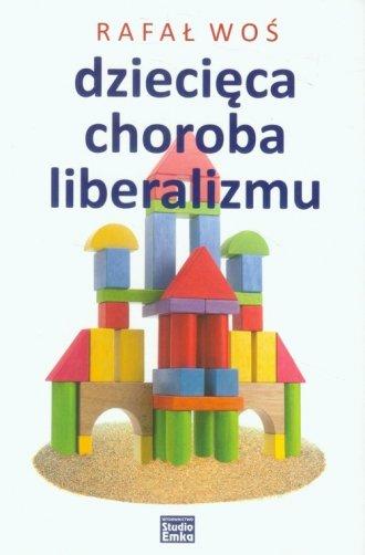 Dziecięca choroba liberalizmu - okładka książki