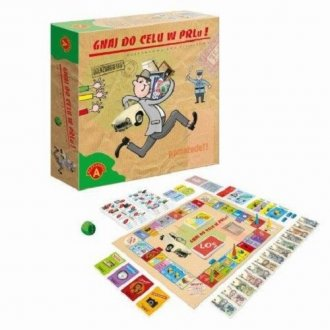 Gnaj do celu w PRLu - zdjęcie zabawki, gry