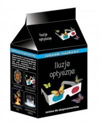 Iluzje optyczne. Zabawki naukowe - zdjęcie zabawki, gry