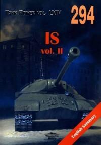 IS vol. II. Tank Power vol. LXIV 294 - okładka książki