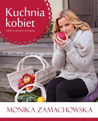 Kuchnia kobiet - okładka książki