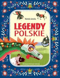 Legendy polskie - okładka książki